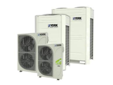 约克家用中央空调风冷冷水机组