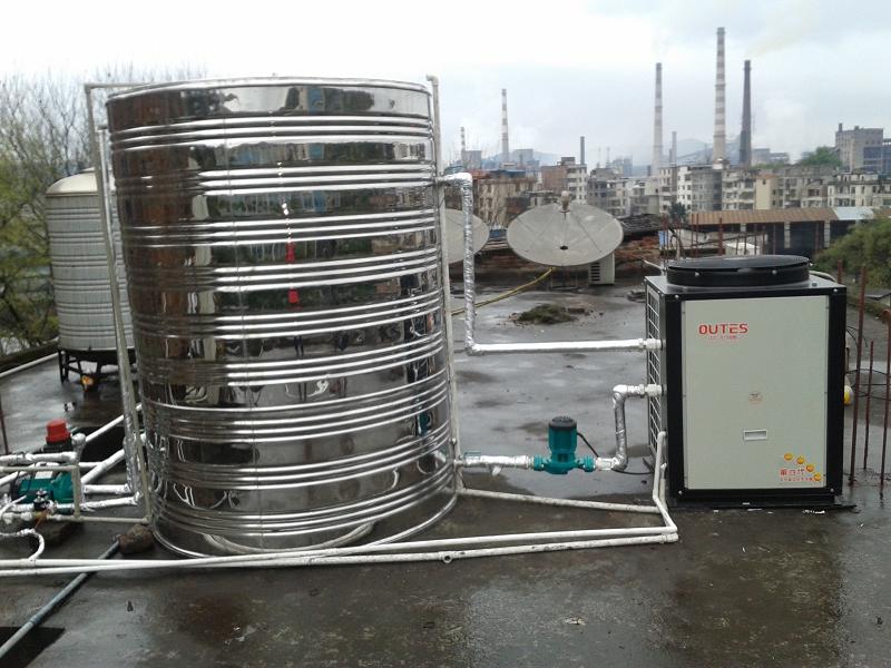 空气能热泵两联供