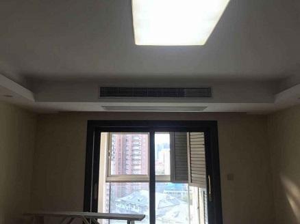 绿城香溢花城中央空调系统安装工程