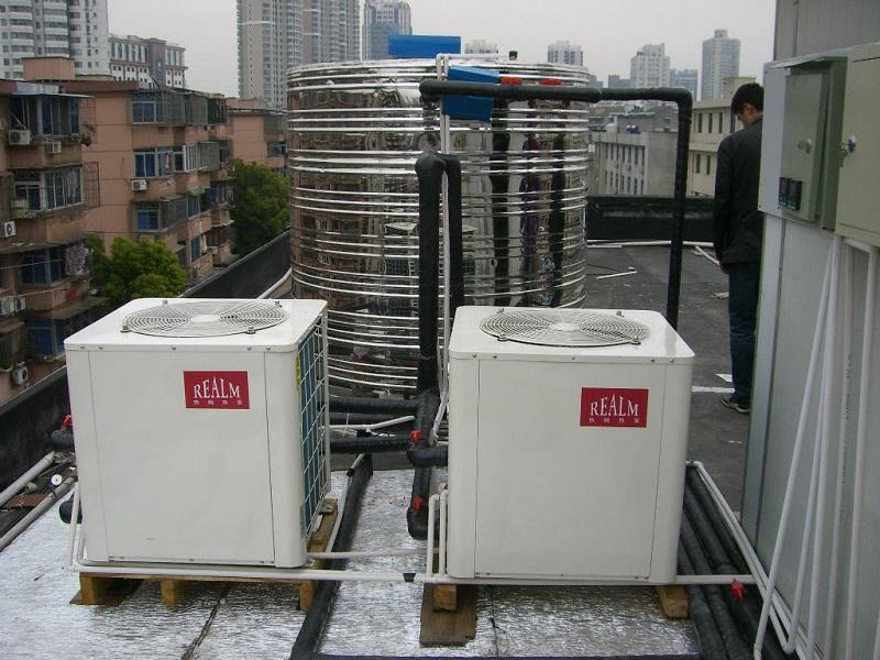 空气源热泵冷暖机组