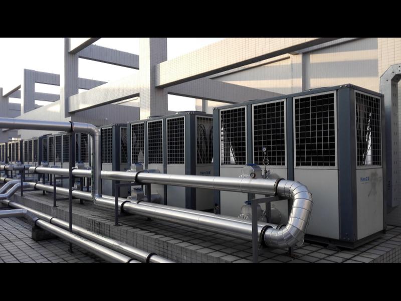 空气能热泵供暖