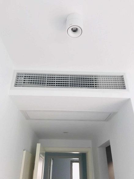 大华颐和华城中央空调系统安装工程