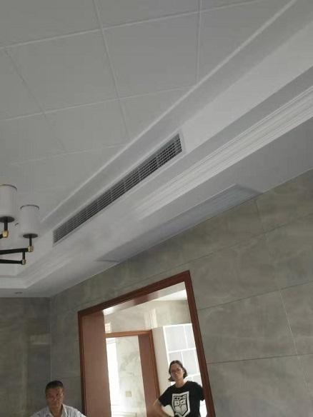 联民花园家用中央空调安装工程