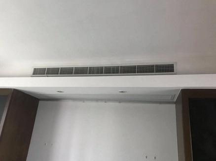 兆丰帝景苑家用风管机安装工程
