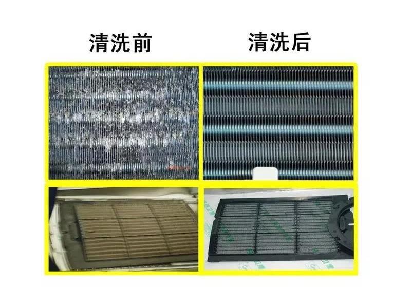 家用中央空调不定期清洗的危害?
