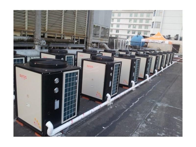 空气源热泵地暖两联供