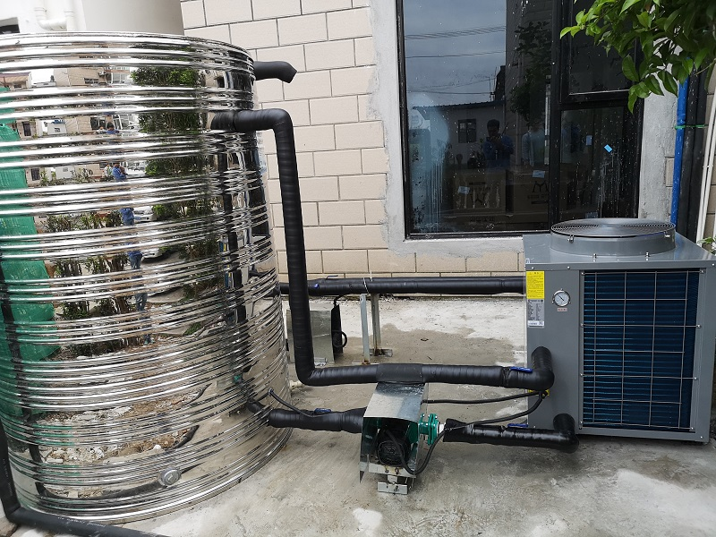选择空气源热泵两联供的9大优势