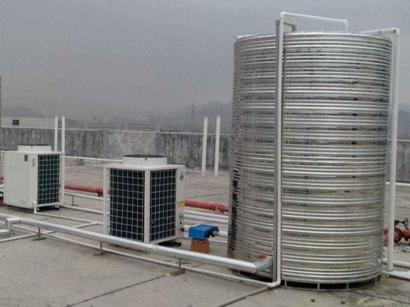 """空气源热泵""""地暖+中央空调""""怎么样?"""