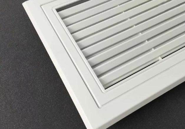 中央空调安装出风口
