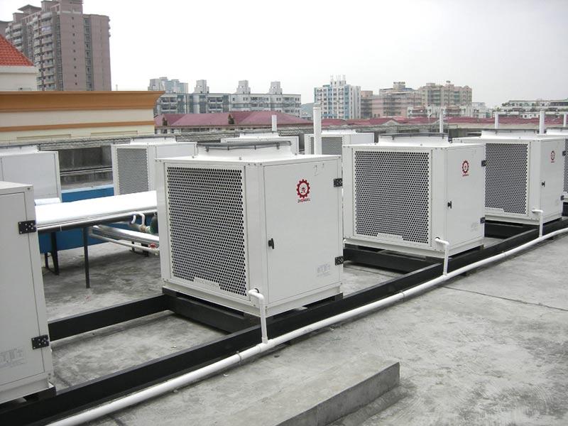 冬季采暖买它-空气能采暖,节能安全效果好