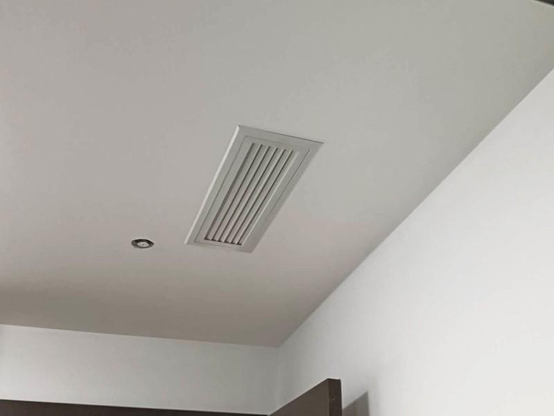 家用中央空调风口安装注意事项