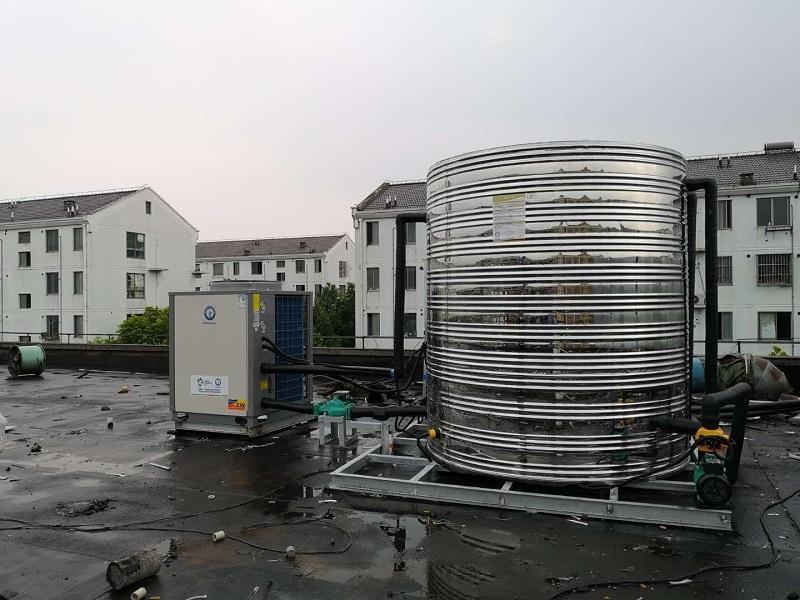 空气能热水器怎么安装呢